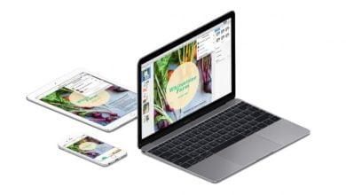 Photo of Apple: GarageBand, iMovie und iWork jetzt kostenlos für iOS und MacOS