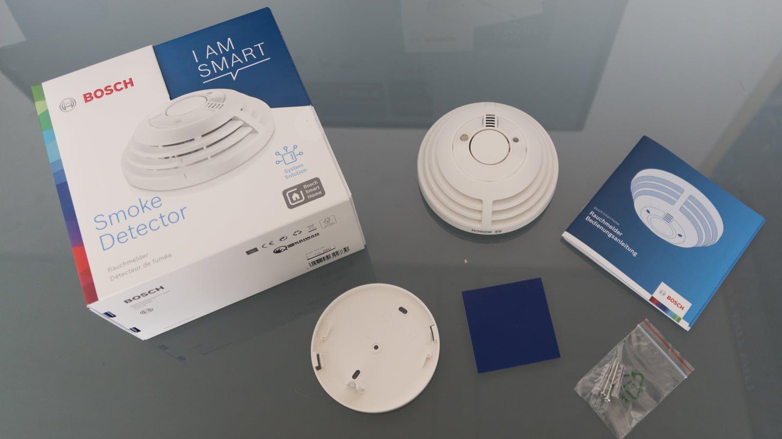 test bosch smart home security starterset. Black Bedroom Furniture Sets. Home Design Ideas
