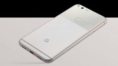 Bild von Kampf der Kante: Bekommt das Pixel 2 von Google ein gekrümmtes OLED-Display von LG?