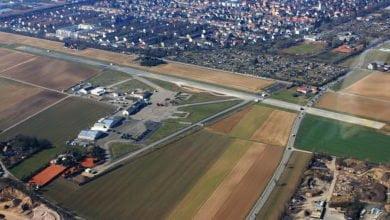 Bild von Heidelberg wird zur Drohnenmetropole