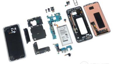 Photo of Samsung Galaxy S8/+ im Teardown: Ähnlich dem Note 7, schlecht zu reparieren