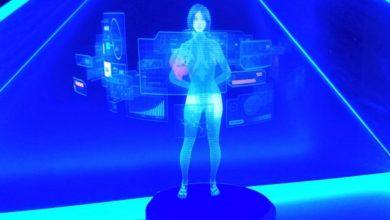 Photo of Selbstgebaut: Microsofts Cortana als DIY-Hologramm