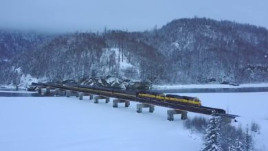 Photo of Alaska Railroad