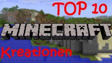 Photo of Die Top 10 der krassesten Minecraft-Kreationen