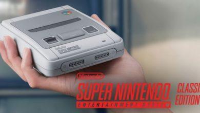 Bild von Nintendo SNES Classic Mini bekommt eine Rewind-Funktion