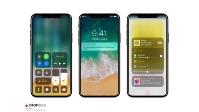 Photo of Neue Mockups sollen das iPhone 8 zeigen