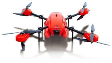Photo of Der fliegende Rettungsschwimmer: Drohne wirft Schwimmweste ab