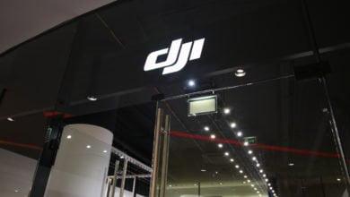 Bild von Bilder der Eröffnung des DJI Stores in Frankfurt