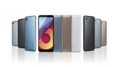 Photo of Offiziell vorgestellt: Neue Mittelklasse-Smartphones LG Q6+, LG Q6 und LG Q6α