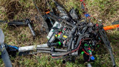 Photo of Drohne vom Himmel geholt – Das sind doch Hooligans !!!!!