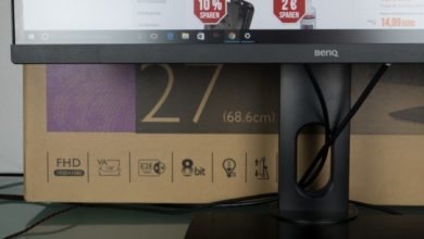 Photo of BenQ BL2706HT im Test – Günstiger Office Allrounder