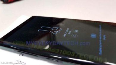 Bild von Fotos des Samsung Galaxy Note 8 aufgetaucht