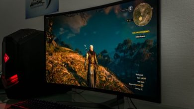 Photo of Samsung C32HG70 im Test: (HDR) Gaming in 32″