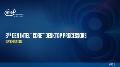 Photo of Intel Coffee Lake: 8. Generation der Core i Desktop-CPUs vorgestellt