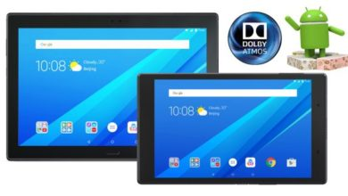 Photo of Zwei Lenovo Tab4 Tablets mit Full HD-Display und Dolby Atmos im Test