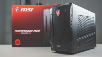 Photo of Test: MSI Nightblade MIB VR7RC-244DE – kompakter, solider Gaming PC
