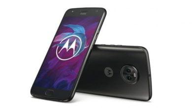 Bild von Gut und günstig? Motorola Moto X4 auf der IFA 2017 vorgestellt