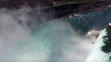 Photo of Weiterer Flug über die Niagara-Fälle
