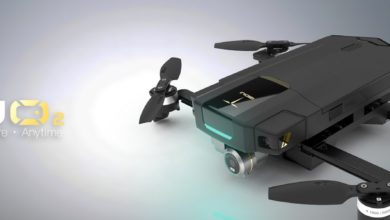 Photo of GDU will mit seiner GDU O2 Drohne DJI Konkurrenz machen