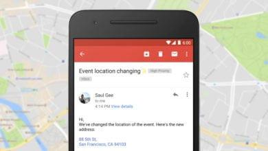 Photo of Google: Telefonnummern & Adressen in Inbox & Gmail direkt anklicken