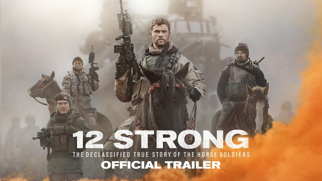 Photo of 12 STRONG – Trailer