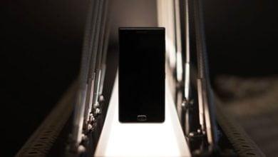 Photo of BlackBerry Motion vorgestellt: 4000 mAh, nach IP67 wasserdicht