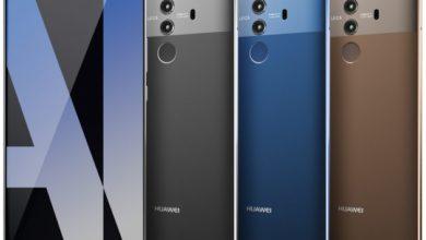 Photo of Huawei Mate 10 Pro: Pressebilder zeigen Farben und Design