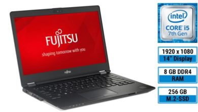 Photo of Fujitsu LIFEBOOK U747 – Ultrabook mit sehr hellem 14-Zoll-Display im Test