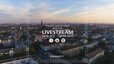 Photo of #WeMate2017 – Huawei Mate 10 Launch Event im Livestream verfolgen