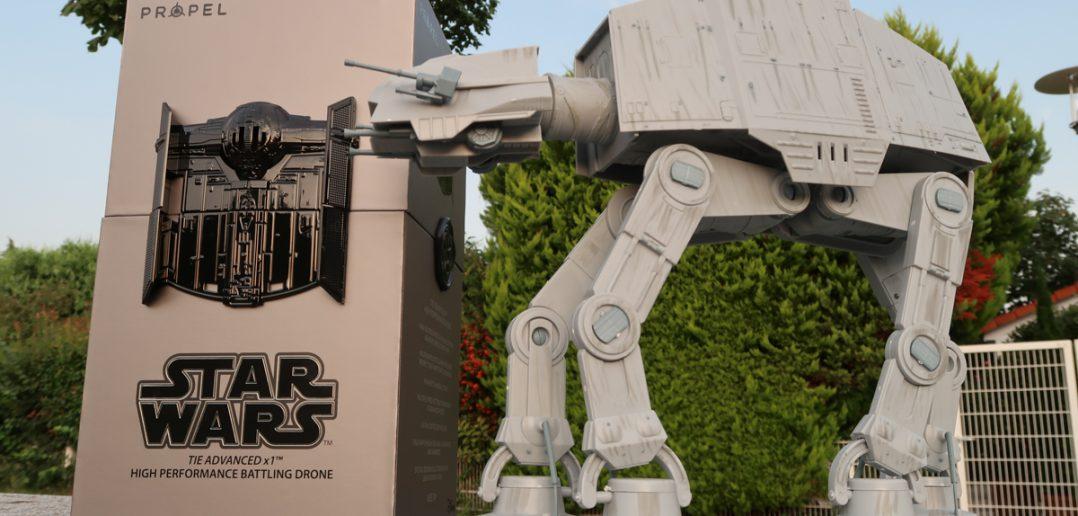 Photo of Propel Tie Advanced X1 Drohne – Die Drohne für Star Wars Fans