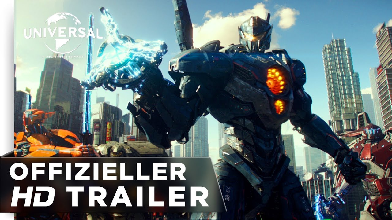Photo of Pacific Rim: Uprising – Trailer
