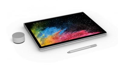 Photo of Still und heimlich: Microsoft Surface Book 2 vorgestellt