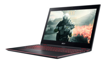 Photo of Flach, aber mit Power: Acer Nitro 5 Spin Convertible auf Gamescom 2017 vorgestellt