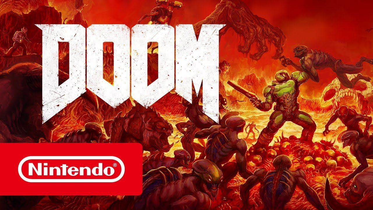 Photo of DOOM – Trailer (Nintendo Switch)