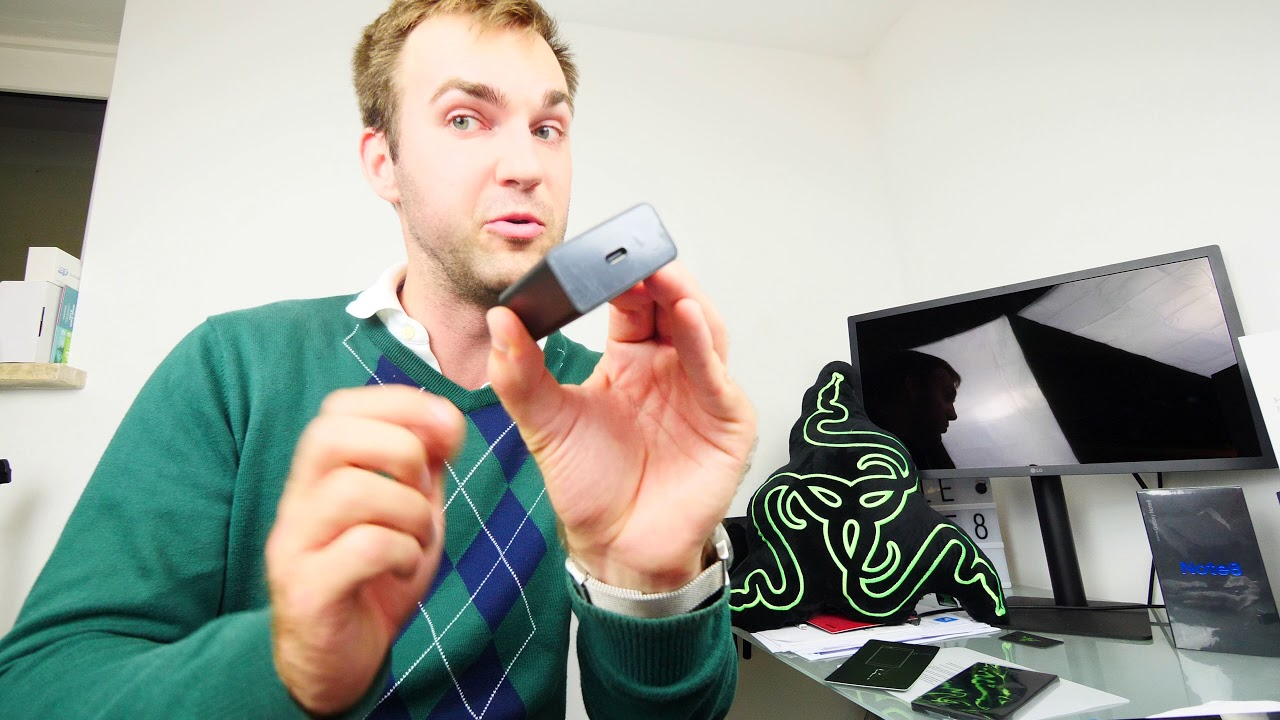 Photo of Razer Phone – erster Eindruck & Unboxing