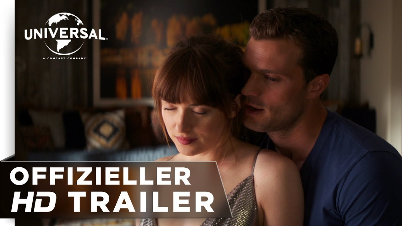 Photo of Fifty Shades of Grey – Befreite Lust – Trailer