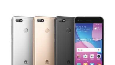 Photo of Huawei Y6 Pro 2017 vorgestellt