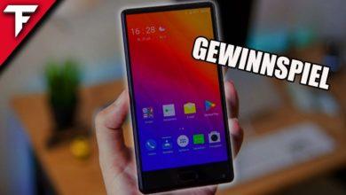 Bild von TechFloyd verlost ein RANDLOSES Smartphone auf seinem YT-Kanal