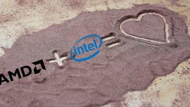 Photo of Intel bringt 2018 eine CPU mit integrierter Radeon GPU von AMD