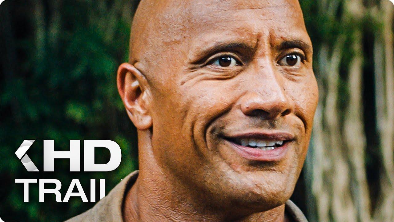 Photo of JUMANJI 2: Willkommen im Dschungel Trailer
