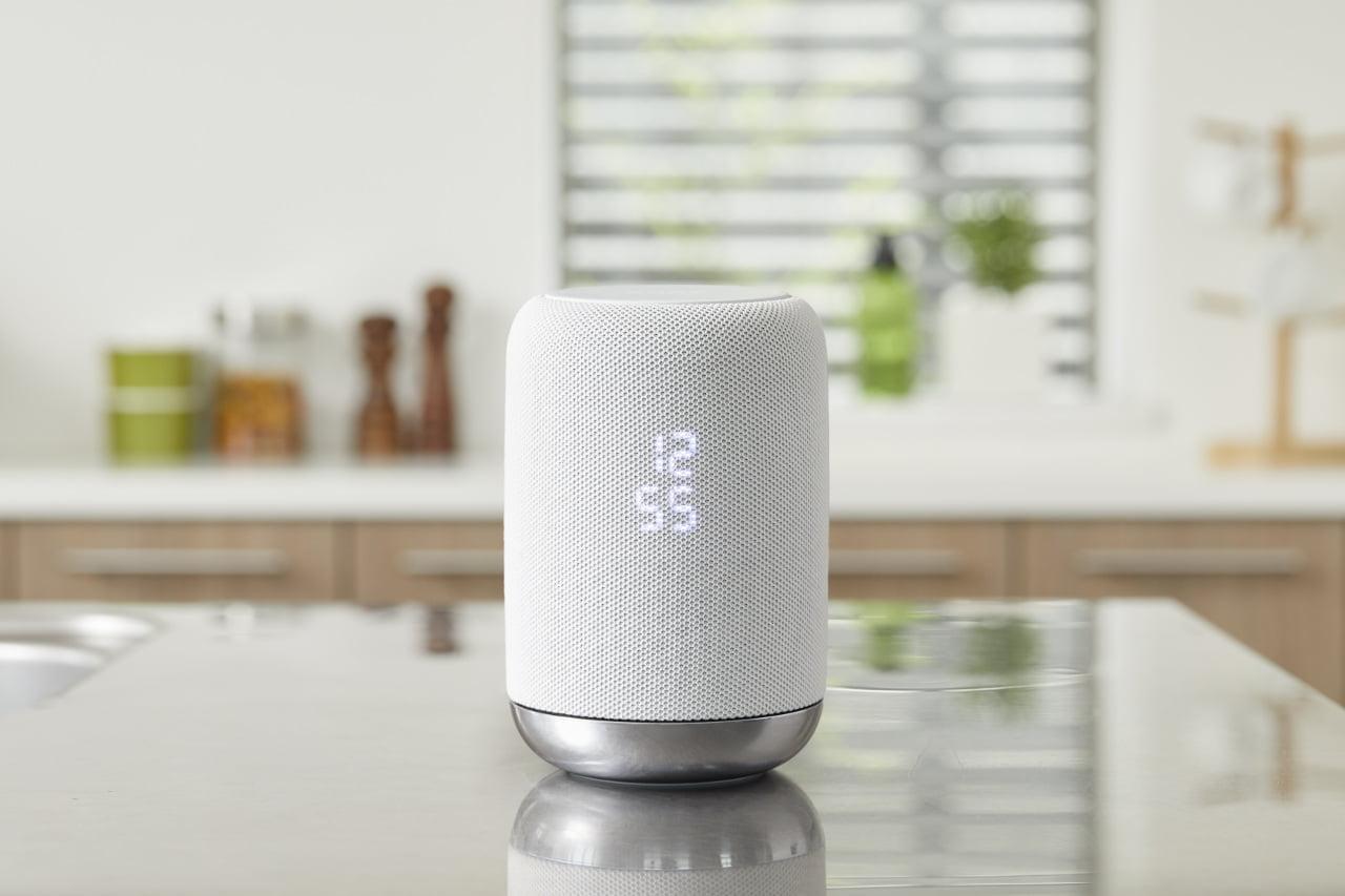 Photo of Sony LF-S50G – Sony Lautsprecher mit Google Assistant und Gestensteuerung