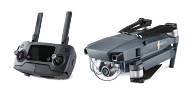 """Bild von DJI Mavic Pro – die """"Immer-dabei"""" Drohne"""