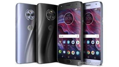 Photo of Bilder zeigen das Motorola Moto X4 von allen Seiten