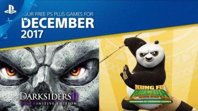 Photo of PlayStation Plus – kostenlose Spiele im Dezember 2017