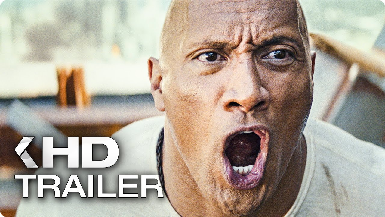 Photo of RAMPAGE Trailer