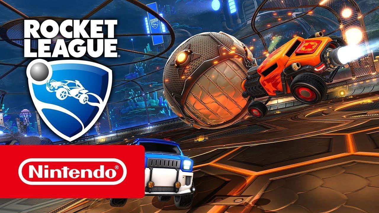 Photo of Rocket League – Trailer (Nintendo Switch)