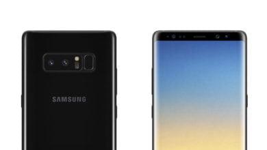Photo of Samsung Galaxy Note 8: Neue Renderbilder und Details zur Dual-Kamera