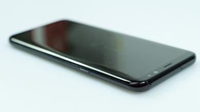 Photo of Ausgespart: Samsung Galaxy S9 mit Fingerabdrucksensor vorne?
