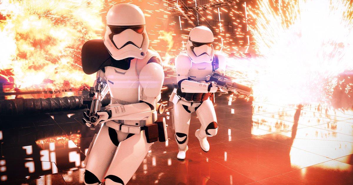 """Photo of EA eliminiert In-Game Käufe in """"Star Wars: Battlefront II"""""""