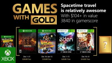 Photo of Games with Gold – Dezember 2017